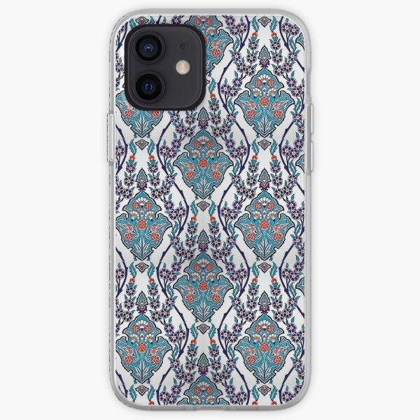 Ottoman Iznik Era Carnations iPhone Soft Case