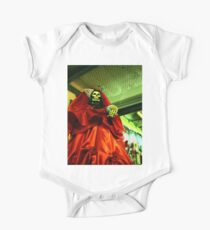 Cult of Santa Muerte Kids Clothes