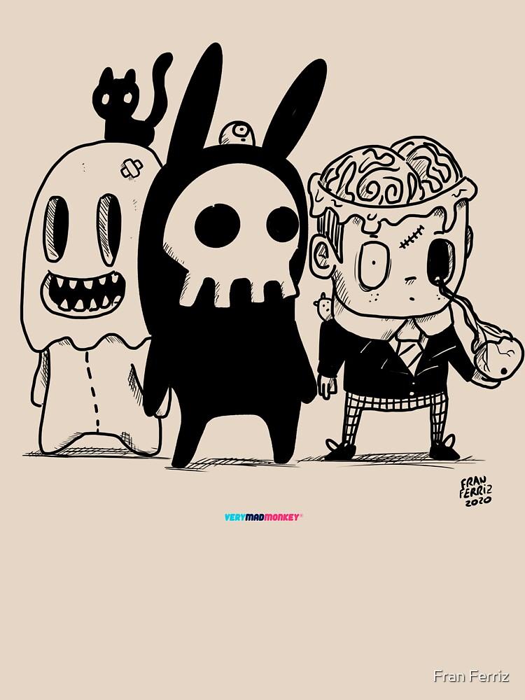 Monster Friends de FranFerriz