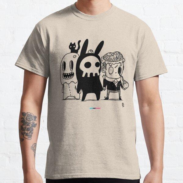 Monster Friends Camiseta clásica