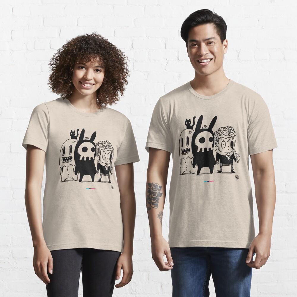 Monster Friends Camiseta esencial