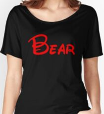 bear Women's Relaxed Fit T-Shirt