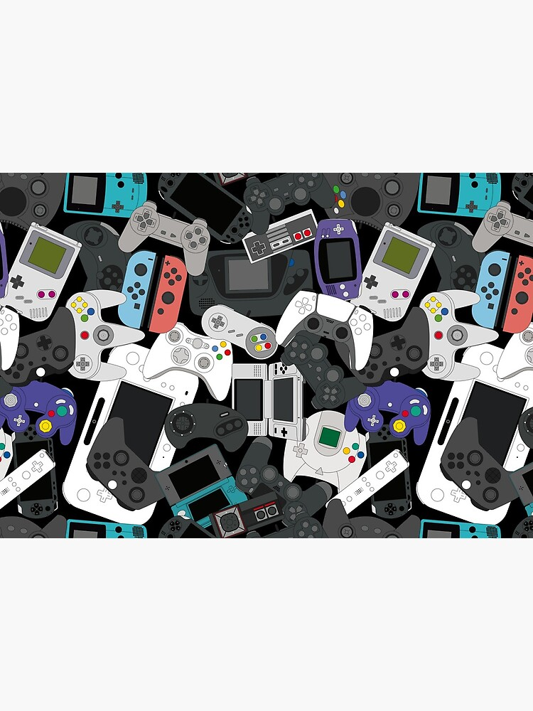GAMER CONTROLLER ALL by DiVicTu