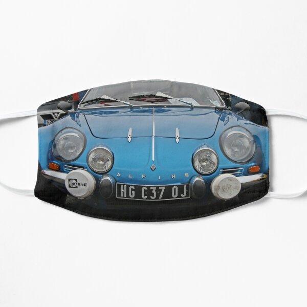 Alpine A110 rally Masque sans plis