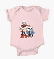 Undertale - Sans and Papyrus Kids Clothes