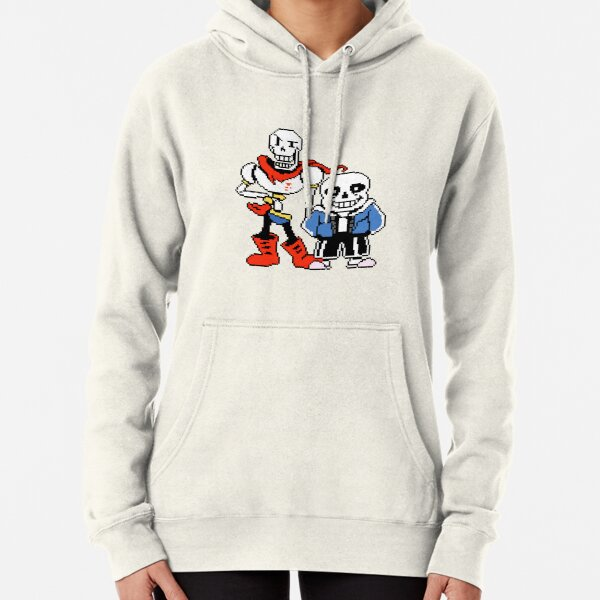 Undertale - Sans and Papyrus Pullover Hoodie