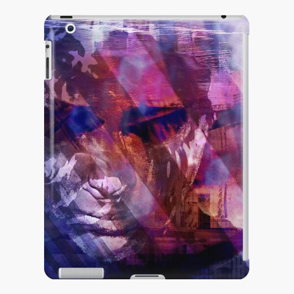 The flame iPad Snap Case