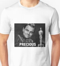 Leonardo reacting to Oscar Unisex T-Shirt