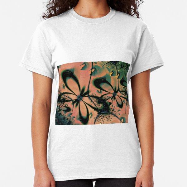 Sunshine Butterflies Art  Classic T-Shirt