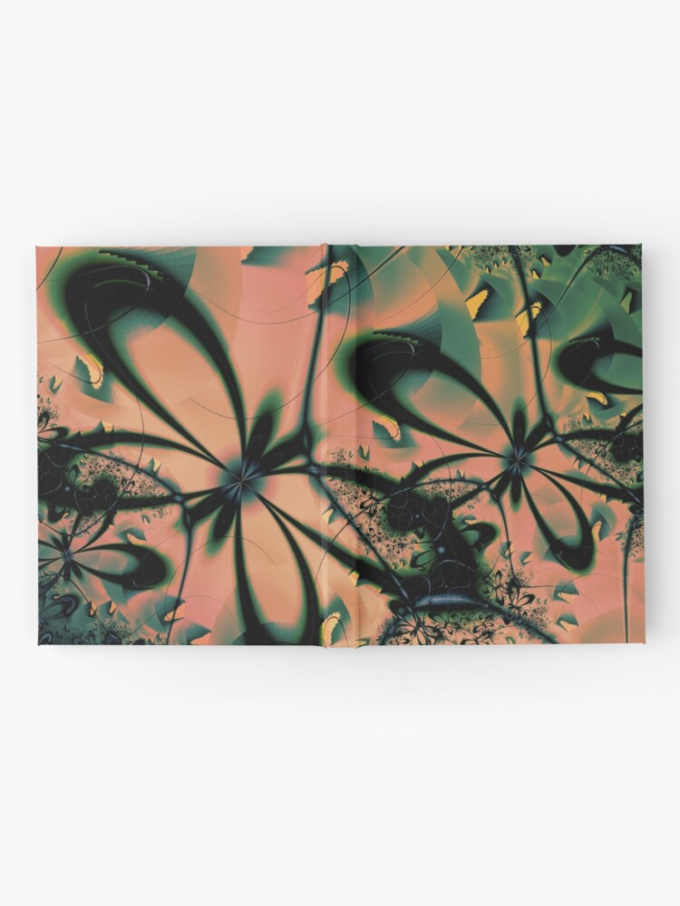 Alternate view of Sunshine Butterflies Art  Hardcover Journal