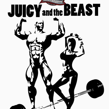 GHU Juicy and the Beast  by Stinkyfut