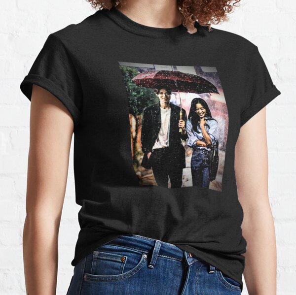 Under My Umbrella Classic T-Shirt