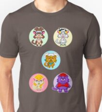 Riff Raff and the Catillac Cats - Mini Pixel Sprites T-Shirt