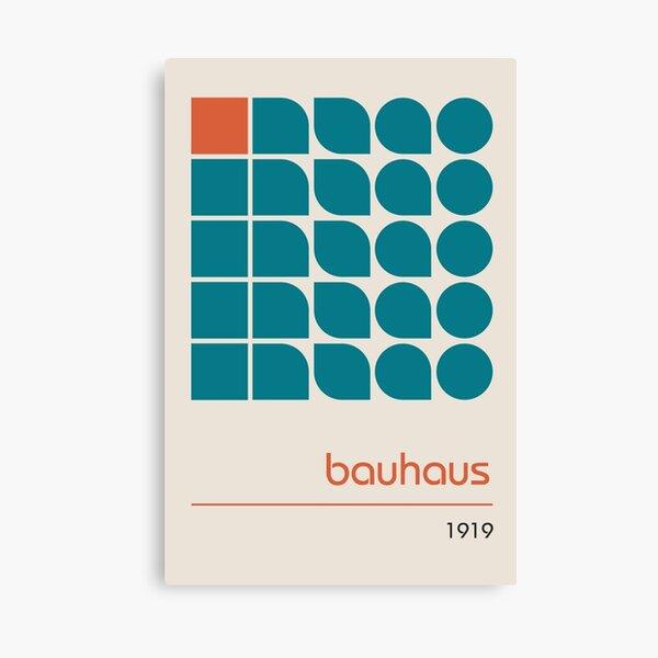 Bauhaus #20 Canvas Print