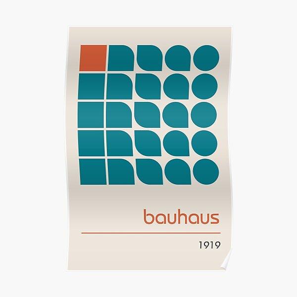 Bauhaus # 20 Póster