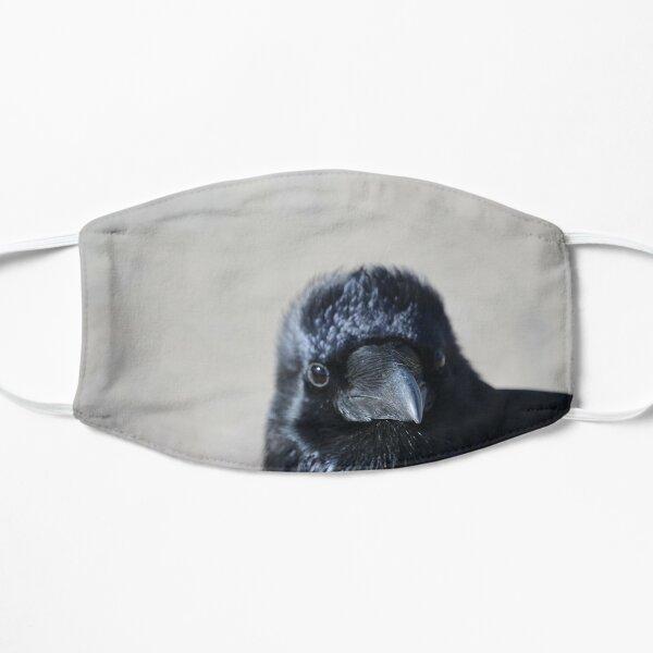 Raven chick Flat Mask