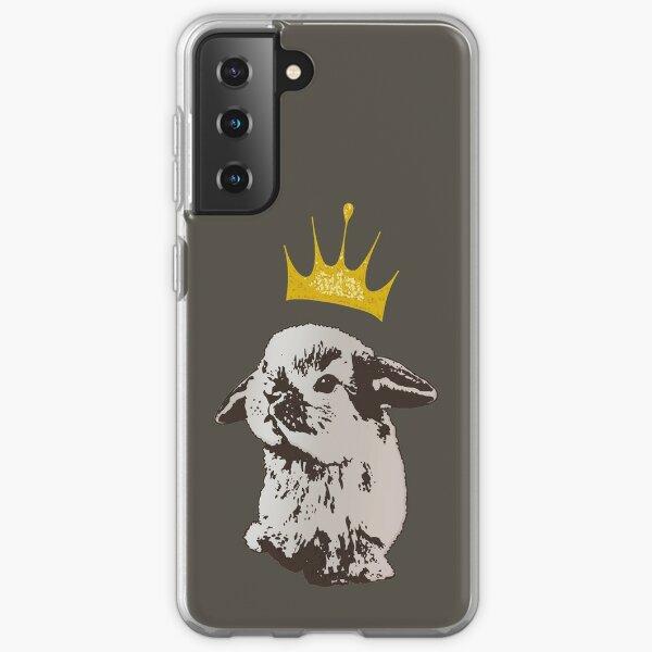 Grumpy Bunny Samsung Galaxy Soft Case