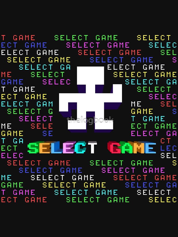 SELECT GAME by thelogbook