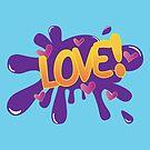 Valentine's Day Love by icelaperezbravo