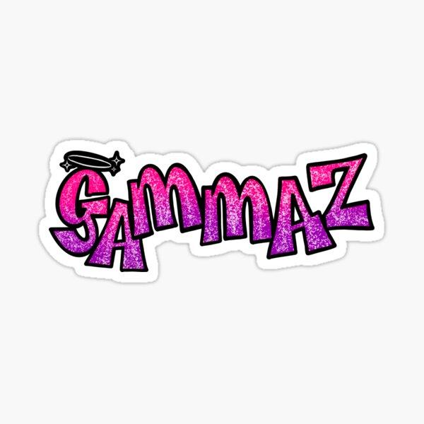 Gammaz Sticker