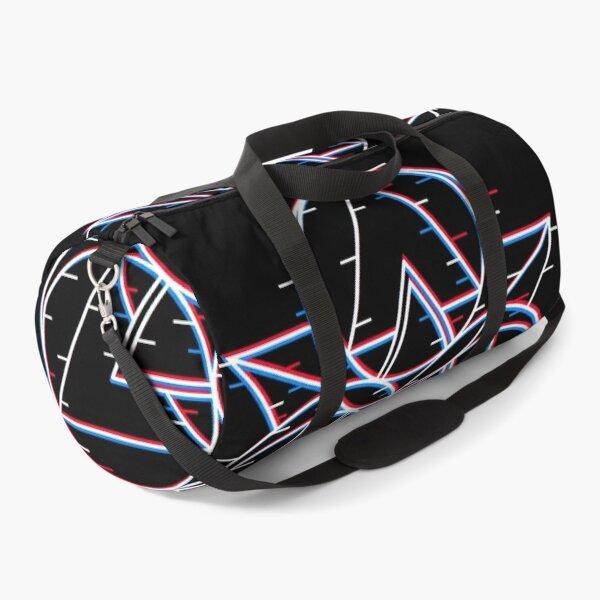 Sacred Glitch Duffle Bag