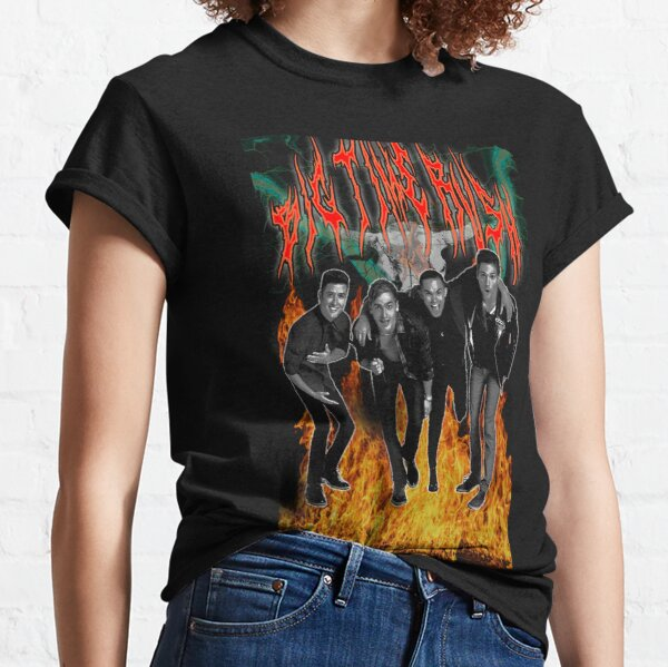 Heavy Metal Big Time Rush Shirt  Classic T-Shirt