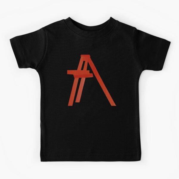 Red ladder billie Kids T-Shirt