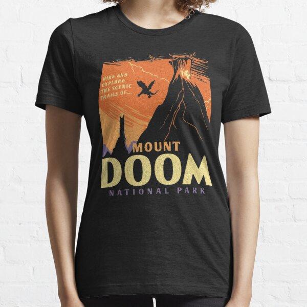 MOUNT DOOM NATIONAL PARK Essential T-Shirt