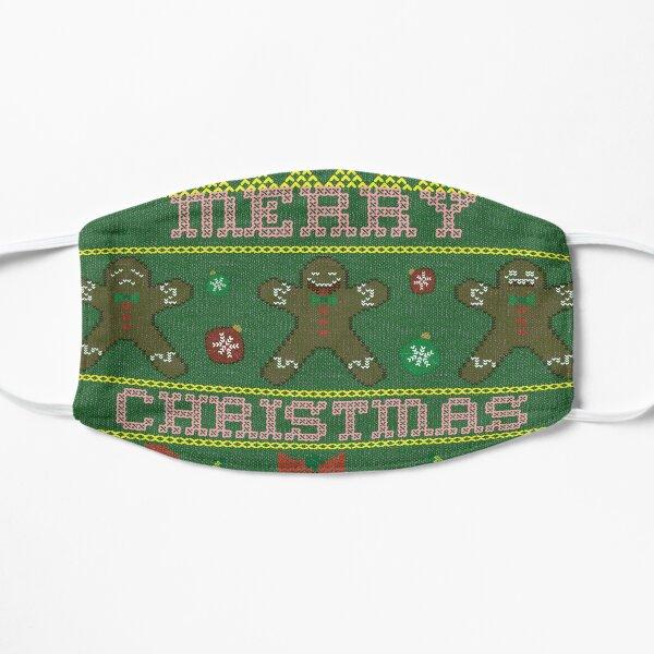 Merry Christmas pattern Mask