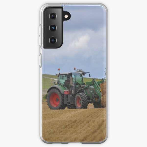 Fendt 724 Loading Straw Samsung Galaxy Soft Case