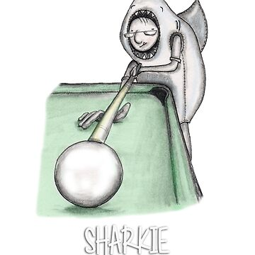 Sharkie by caratoons