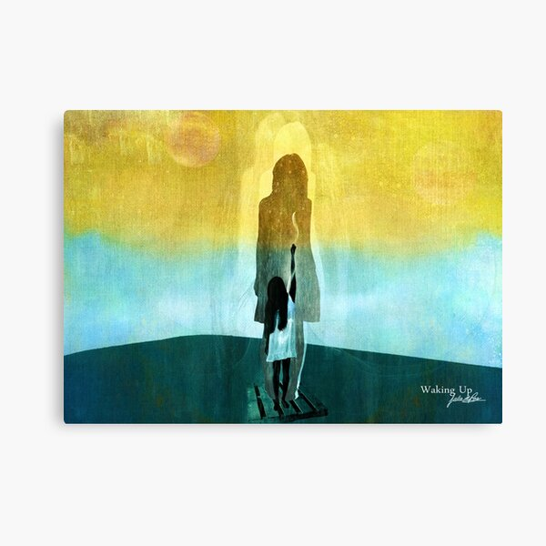 Waking Up Is Hard To Do Canvas Print