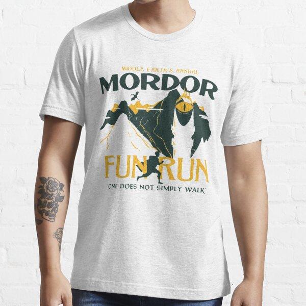 MORDOR FUN RUN Essential T-Shirt