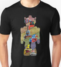 We are the ROBOTS (vintage edition) Unisex T-Shirt