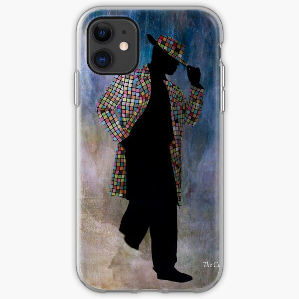 The Comedian iPhone Soft Case