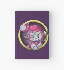 Whole lot of Hoopa Hardcover Journal