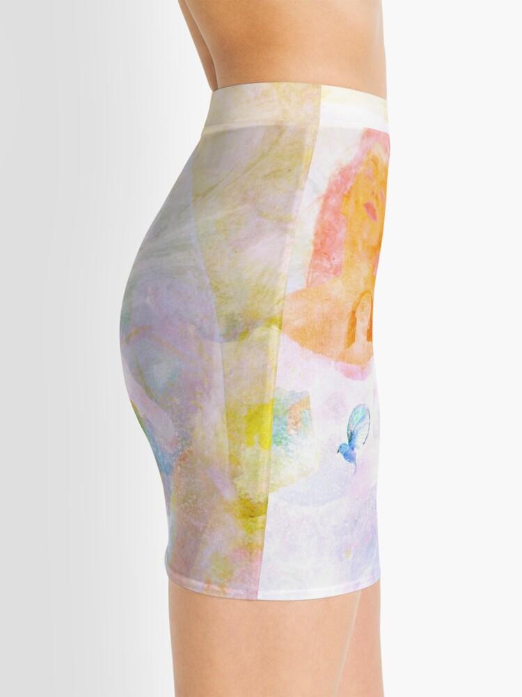 Alternate view of Shh, I got a Secret Mini Skirt