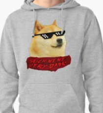 Doge Pullover Hoodie