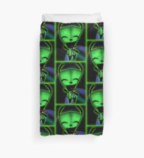 Invader Z (Gir) Duvet Cover