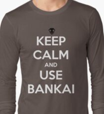 keep calm and use bankai T-Shirt