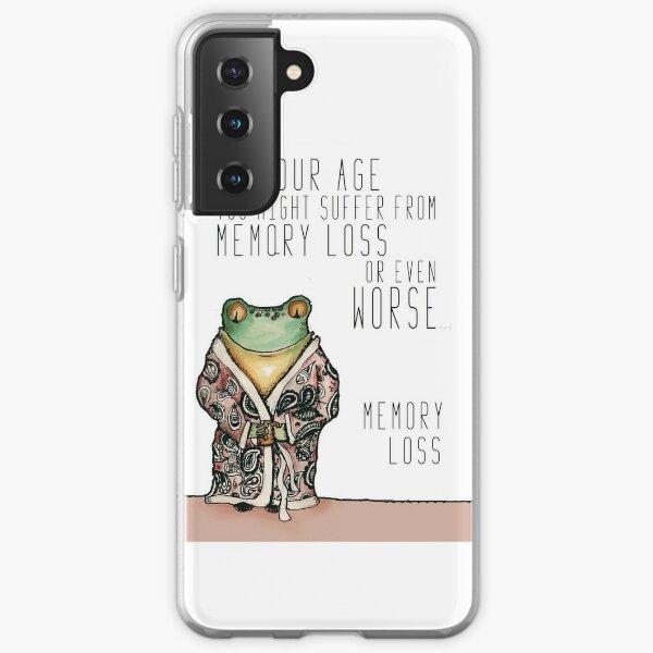 Memory loss Samsung Galaxy Soft Case