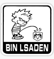 BIN LSADEN Sticker