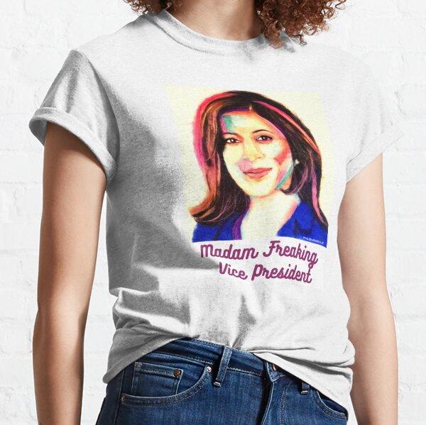 Madam Freaking Vice President Classic T-Shirt