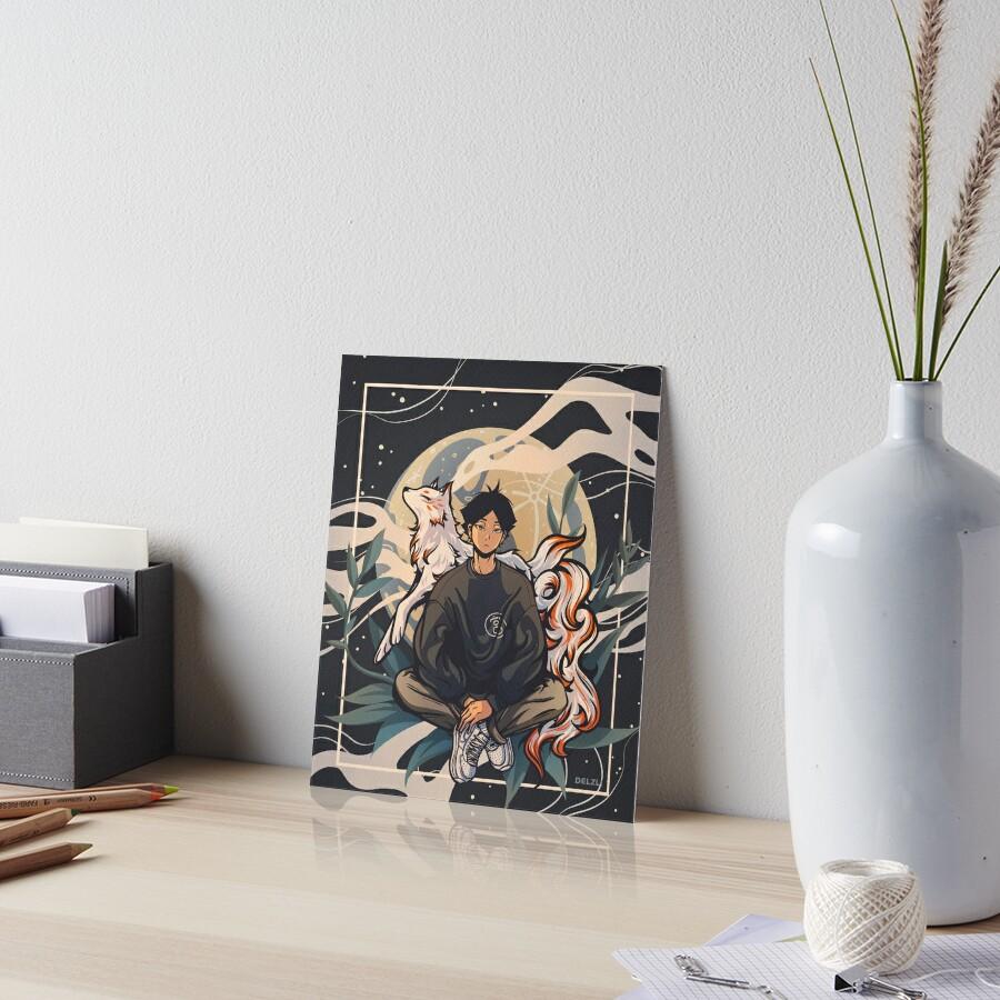 Suna Rintarou Art Board Print