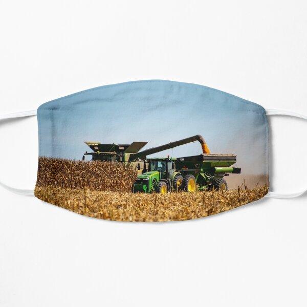 Récolte de maïs Masque sans plis