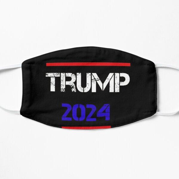 trump 2024 Flat Mask