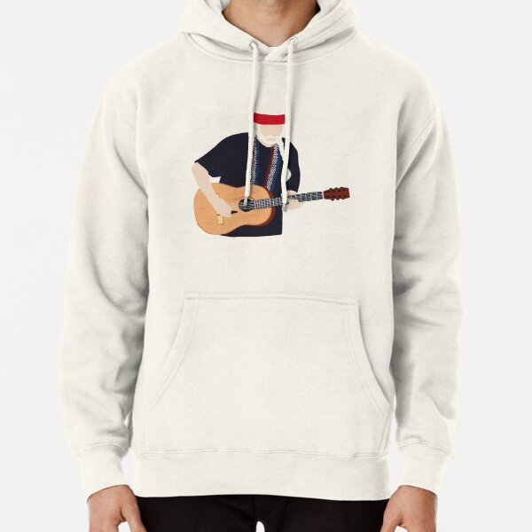 Willie Texas son Nelson Pullover Hoodie