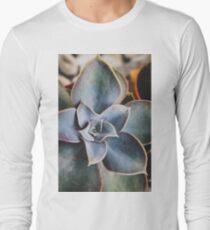 close up of succulent T-Shirt