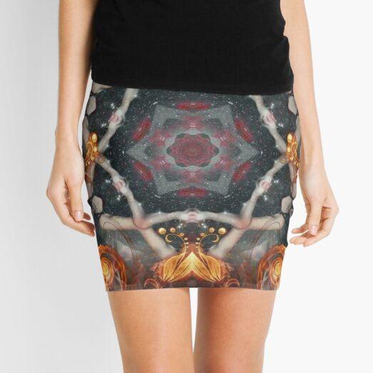 Dark Summoner Mini Skirt