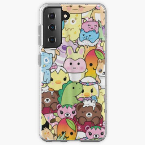 Moriah Elizabeth pickle the dinosaur mashup Samsung Galaxy Soft Case